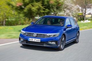 Galería Volkswagen Passat 2019 Foto 25