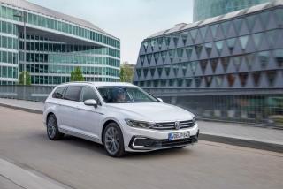 Galería Volkswagen Passat 2019 Foto 26