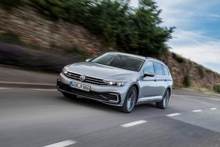 Galería Volkswagen Passat 2019 Foto 30