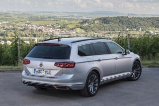 Galería Volkswagen Passat 2019 Foto 38