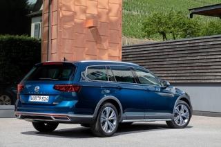 Galería Volkswagen Passat 2019 Foto 40