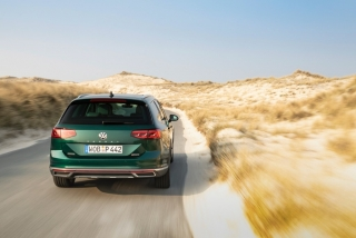 Galería Volkswagen Passat 2019 Foto 44