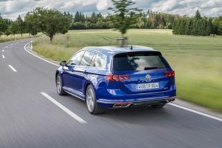 Galería Volkswagen Passat 2019 Foto 47