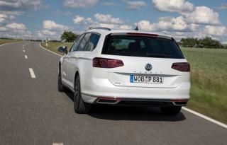 Galería Volkswagen Passat 2019 Foto 48