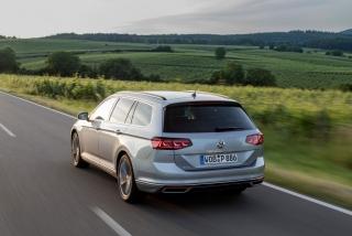 Galería Volkswagen Passat 2019 Foto 49