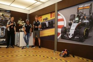 Foto 2 - GP Bélgica 2016: las mejores fotos