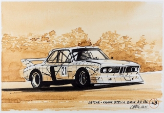 """Blue Coffee"" en ""Heroes of Bavaria 75 Years of BMW Motorsport"" Foto 27"