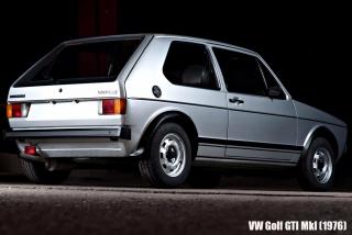 Historia Volkswagen Golf GTI - Foto 2