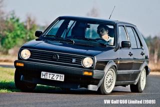 Historia Volkswagen Golf GTI - Foto 6