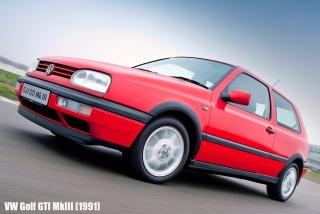 Historia Volkswagen Golf GTI Foto 8