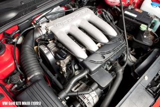 Historia Volkswagen Golf GTI Foto 9