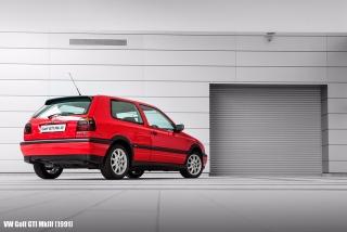 Historia Volkswagen Golf GTI Foto 10