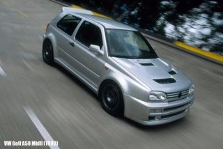 Historia Volkswagen Golf GTI Foto 11