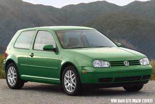 Historia Volkswagen Golf GTI Foto 13