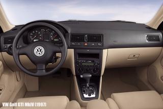 Historia Volkswagen Golf GTI Foto 14