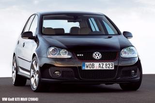 Historia Volkswagen Golf GTI Foto 18