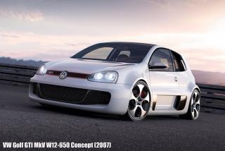 Historia Volkswagen Golf GTI Foto 20