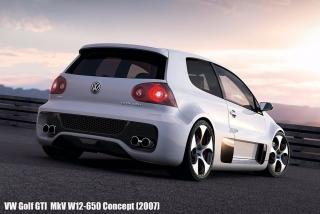 Historia Volkswagen Golf GTI Foto 21
