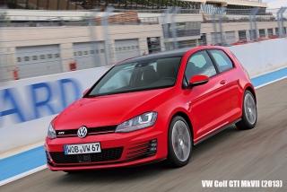 Historia Volkswagen Golf GTI Foto 26