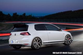 Historia Volkswagen Golf GTI Foto 29
