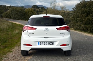Hyundai i20 2015, presentación Foto 15