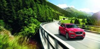 Fotos Jaguar F-Pace - Foto 4