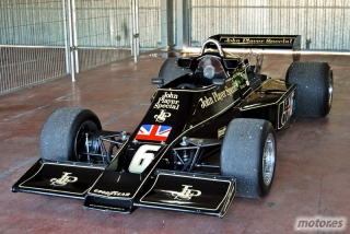 Jarama Vintage Festival 2011 - Fórmula 1 Histórica - Miniatura 1