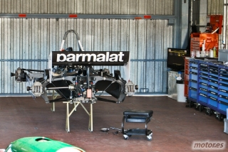 Jarama Vintage Festival 2011 - Fórmula 1 Histórica - Miniatura 17