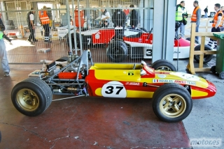 Jarama Vintage Festival 2011 - Fórmula 1 Histórica - Miniatura 24