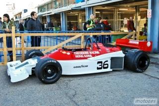 Jarama Vintage Festival 2011 - Fórmula 1 Histórica - Miniatura 30