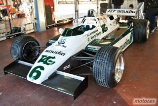 Jarama Vintage Festival 2011 - Fórmula 1 Histórica - Miniatura 32
