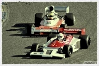 Jarama Vintage Festival 2011 - Fórmula 1 Histórica - Miniatura 4