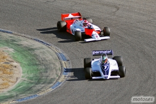 Jarama Vintage Festival 2011 - Fórmula 1 Histórica - Miniatura 47