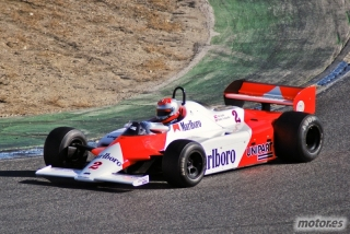 Jarama Vintage Festival 2011 - Fórmula 1 Histórica - Miniatura 46