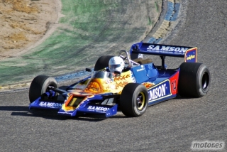 Jarama Vintage Festival 2011 - Fórmula 1 Histórica - Miniatura 48