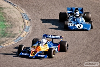 Jarama Vintage Festival 2011 - Fórmula 1 Histórica - Miniatura 56