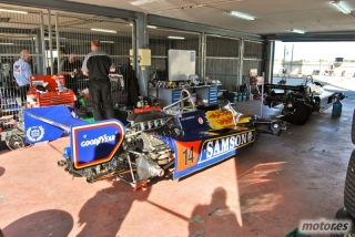 Jarama Vintage Festival 2011 - Fórmula 1 Histórica - Miniatura 6