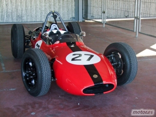 Jarama Vintage Festival 2011 - Fórmula 1 Histórica - Miniatura 65