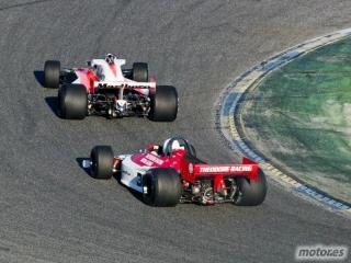 Jarama Vintage Festival 2011 - Fórmula 1 Histórica - Miniatura 66