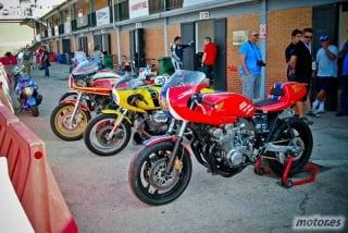 Jarama Vintage Festival 2012 - Las motos Foto 3