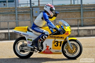 Jarama Vintage Festival 2012 - Las motos - Miniatura 56