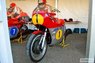 Jarama Vintage Festival 2012 - Las motos Foto 62