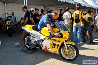 Jarama Vintage Festival 2012 - Las motos Foto 71