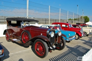 Jarama Vintage Festival 2012 - Los coches - Miniatura 10
