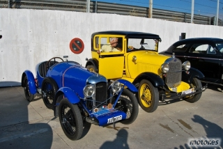 Jarama Vintage Festival 2012 - Los coches - Miniatura 1