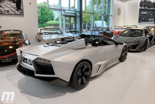 Galería Joe Macari Performance Cars London Foto 14