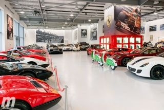 Galería Joe Macari Performance Cars London Foto 48