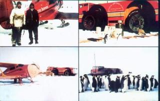 La increíble historia del Antarctic Snow Cruiser Foto 40