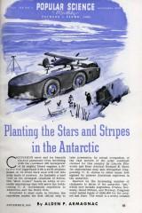 La increíble historia del Antarctic Snow Cruiser Foto 47