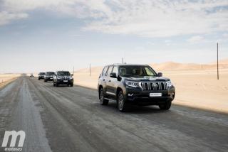 Land Cruiser 2018, presentación internacional en Namibia Foto 3